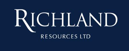 Richland Resources Ltd.